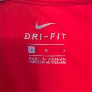 Nike Shirts & Tops - Child's Large dri-fit long sleeve shirt